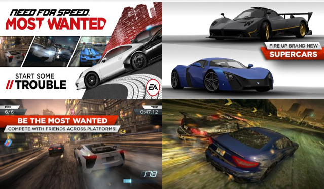 Need For Speed Most Wanted V1 0 47 APK +Data | Android Free